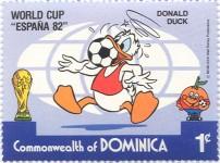 OLIVIER - BELGIQUE: COLLECTIONNEUR DE BILLETS DE FOOTBALL (papa marcophile & philatéliste) Dominica1982jan29a