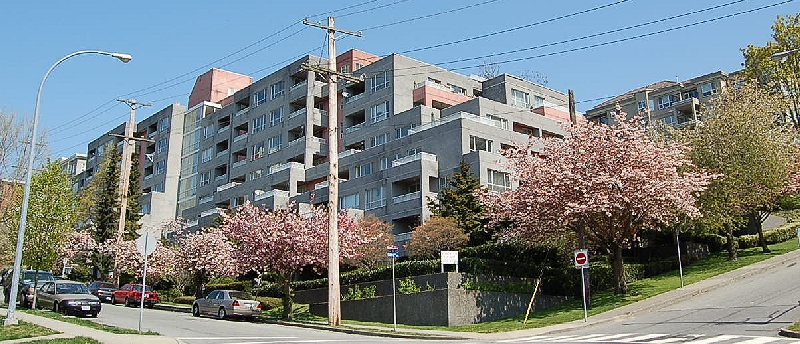 The Elmwood Apartments For Rent In New Westminster 2121