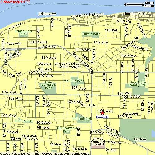 Surrey Apartment Rentals The Burnside 13784 101st Ave Surrey Bc V3t 1l4